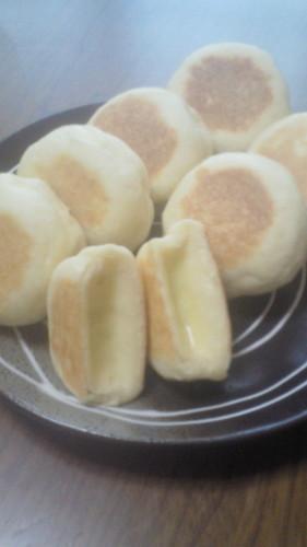Chewy Cheese Kulcha