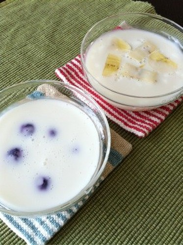 Easy Yogurt Jelly with Your Favorite Fruits