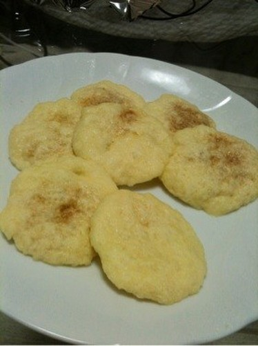 5 Minute Pancake Mix Cookies