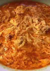 Tantan-spicy Ramen Noodles