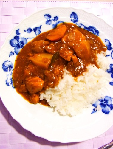 Healthy Soft Chicken Curry