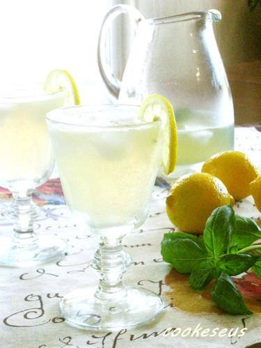 Basil Lemonade