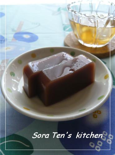 Easy and Delicious Mizu Yokan