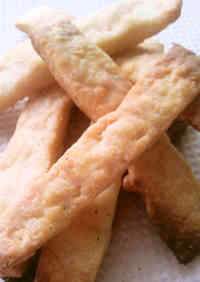 Oil-free, Low Calorie Cheese Cookies