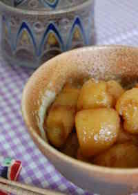 Simple and Quick Western-Style Boiled Potato Tumbles