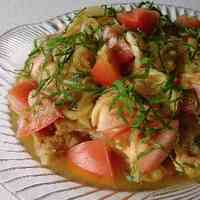 Chicken Nanban with Grated Daikon Radish
