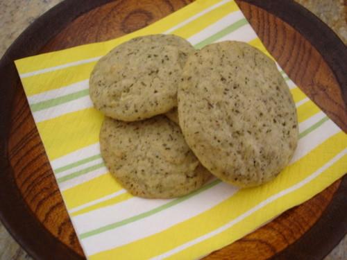 Barley Tea Cookies