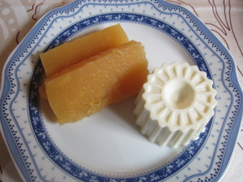 Quince Jelly (Carne de Membrillo)