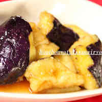 Eggplant in Nanban Sauce