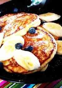 Bill's Restaurant Style Soufflé Pancakes