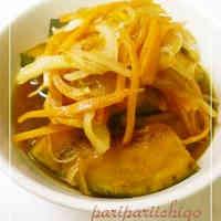 Super Easy Kabocha with Nanban Sauce