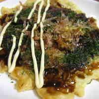 My Daughter's Favorite Basic Okonomiyaki