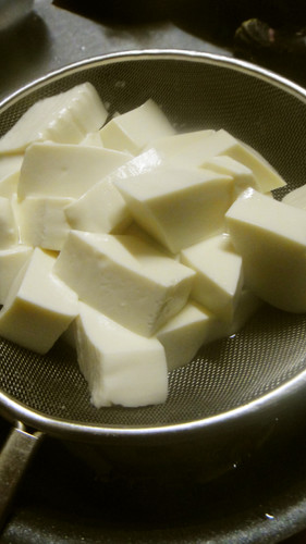 From a Professional Chef: Prepare Silken Tofu for Mapo Doufu