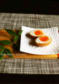 Foolproof Creamy Boiled Eggs