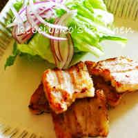 Homemade Shio-Koji (Salted Rice Malt) and Salt Pork