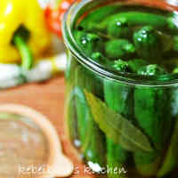 Homemade Pickles That Keep For A Long Time