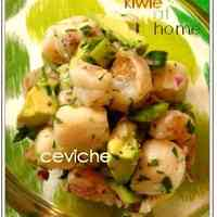 Super Easy Shrimp and Scallop Ceviche