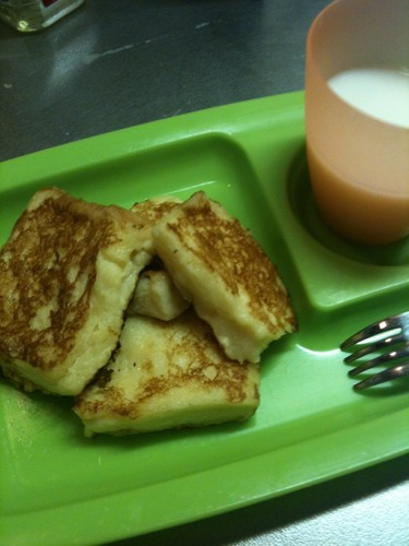 Fluffy French Toast Made With Frozen Bread