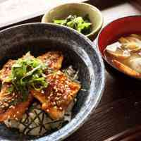 Sardine Umaki Rice Bowl--Also Good With Saury & Mackerel