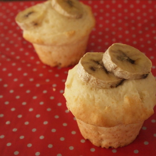 Butter and Egg-free Easy Yoghurt Muffins