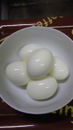 Easily Made in 5 Minutes! Flawless Boiled Eggs