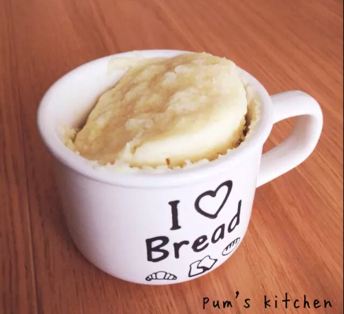 Steamed Bread with Pancake Mix (Ready in 3 Minutes)