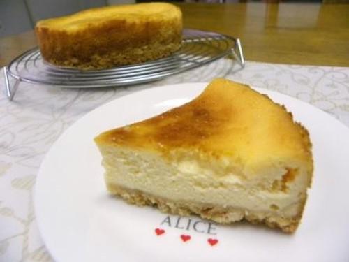 Rich Cheesecake