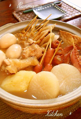 My Family's Kansai-style Oden Hot Pot