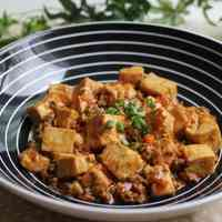 Simple Mapo Tofu