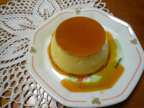 Nostalgic Baked Pudding, My Mother's Recipe