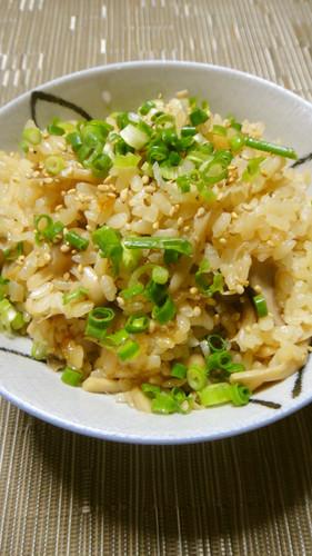 Easy Mushroom Rice that Anyone Can Make