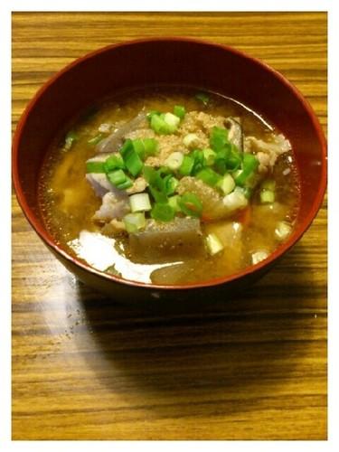Tonjiru (Japanese Pork Soup)