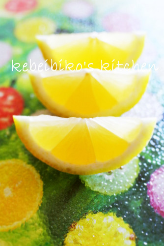 How To Cut Lemon Wedges