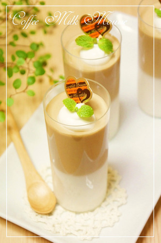 Coffee and Milk Mousse