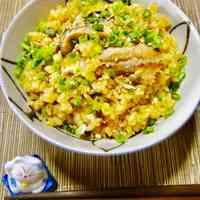 A Professional Chef's Easy Pacific Saury Rice