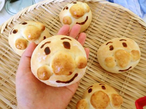 """Homemade """"Deco-Pen"""" bread"""