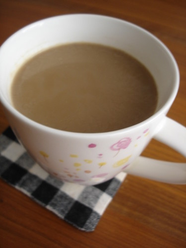Don't Stir! Brown Sugar Coffee