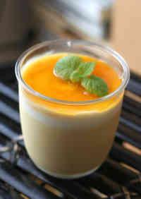 Easy Thick and Creamy Mango Custard