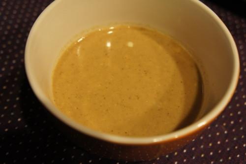 My Family's Sesame Dipping Sauce (for Shabu Shabu)