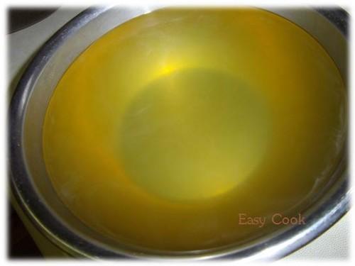 Golden Colored Basic Bonito Dashi