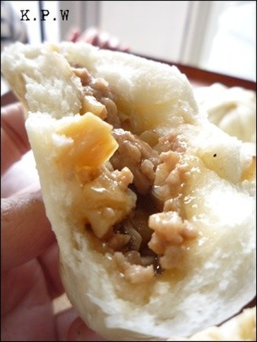 Steamed Meat Bun Filling