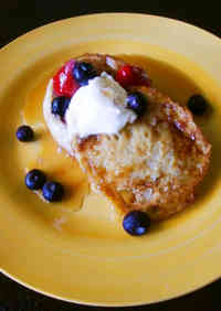 Fragrant Lemon~Refreshing French Toast♬