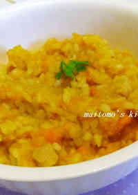 Carrot Risotto