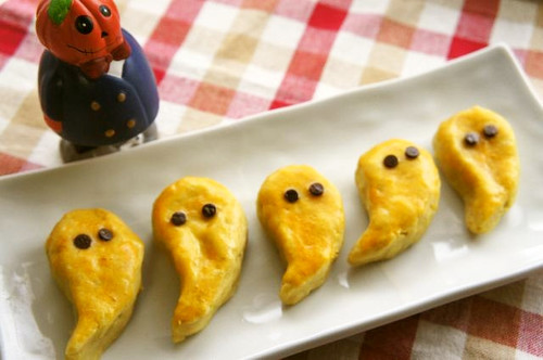 Sweet Potato Ghosts