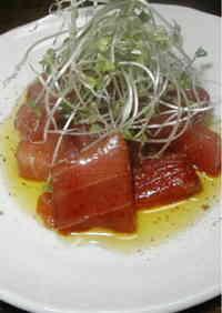 Marinated Tuna (Maguro Zuke)