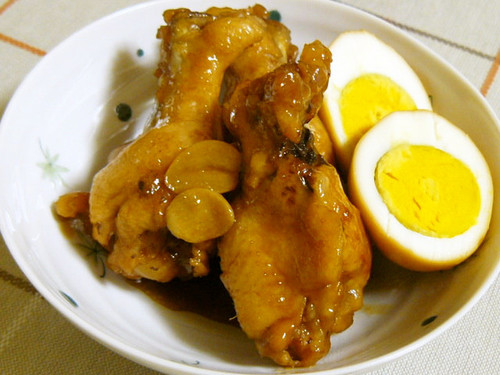 Fork-Tender Meat Easy Simmered Soy Sauce and Vinegar Wings