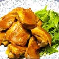 Standard Teriyaki Chicken