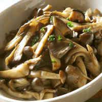Mushroom Butter Saute