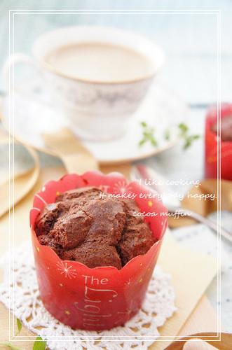 Basic Cocoa Muffins