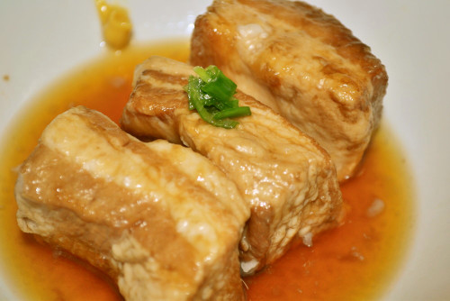 Easy But Tender Simmered Pork Belly Cubes